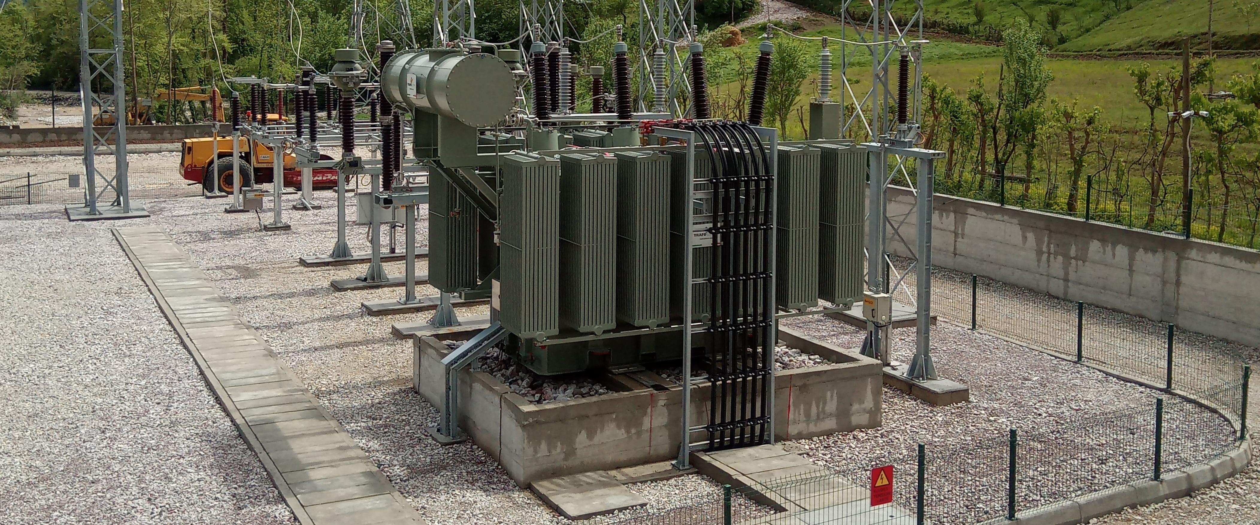 Oil Power Transformer 25MVA – TRAFO ELETTRO